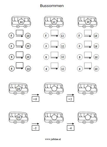 Super Rekenen Onderbouw - Juf Eline - Lesideeën Basisonderwijs &RH74