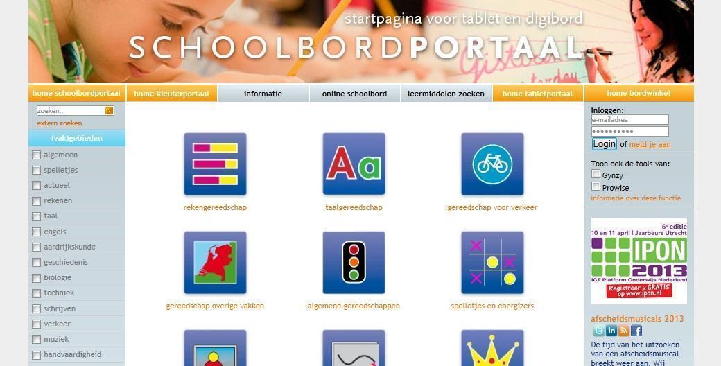 handige websites - juf eline - lesideeën basisonderwijs